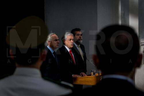 President Piñera calls for resignation of General of Carabineros